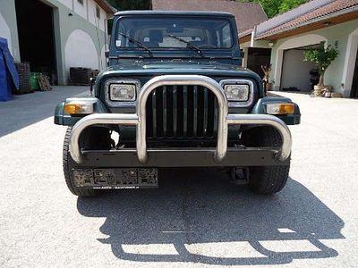 gebraucht Jeep Wrangler 4,0 HardTop