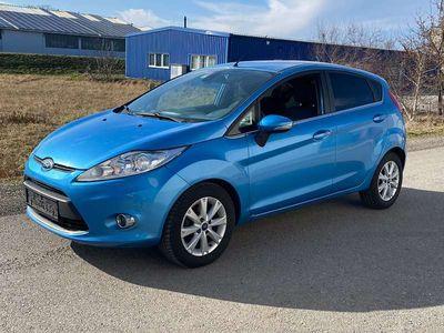 gebraucht Ford Fiesta 1.6Tdci Klein-/ Kompaktwagen