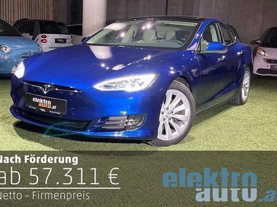 gebraucht Tesla Model S 100 D * Vollautonom * Schiebedacht