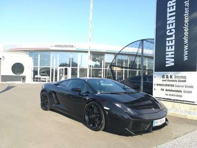 gebraucht Lamborghini Gallardo LP560-4 E-Gear * KAMERA * LIFT-SYSTEM
