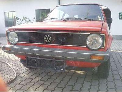 gebraucht VW Golf I CL Klein-/ Kompaktwagen
