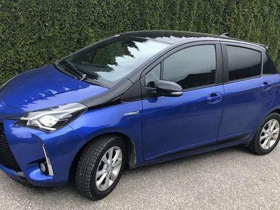 gebraucht Toyota Yaris 1,5 VVT-i Hybrid Style Limousine