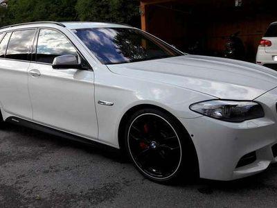 gebraucht BMW 550 5er-Reihe Kombi Allrad Diesel (F11) xDrive Touri