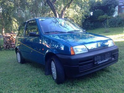 gebraucht Fiat Cinquecento MK 1 Klein-/ Kompaktwagen