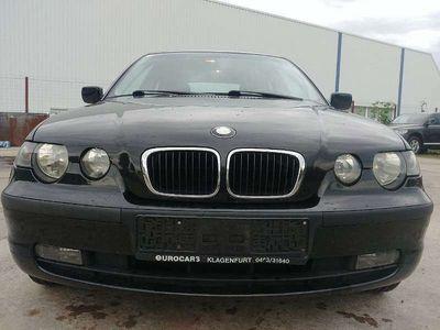gebraucht BMW 316 Compact 3er-Reihe ti Österreich-Paket Klein-/ Kompaktwagen