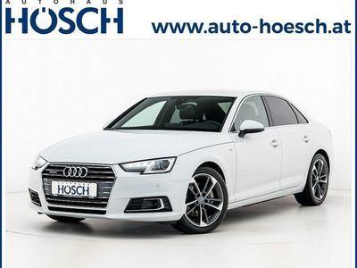 gebraucht Audi A4 TDI quattro Sport S-Line Aut. LP:67.024,-/mtl.199.-*