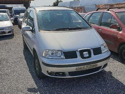 brugt Seat Alhambra Stylance Luxus 1,9 TDI PD Stylance Luxus