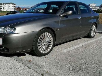gebraucht Alfa Romeo 166 Twin Spark 2.0 Benzin Limousine