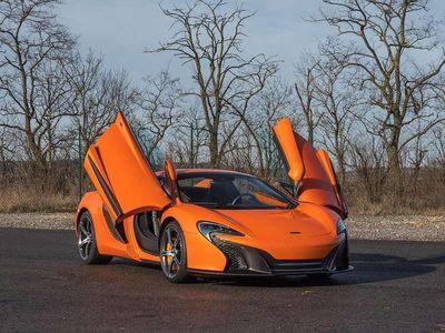 gebraucht McLaren 650S Cabrio / Roadster