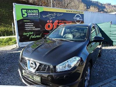 gebraucht Nissan Qashqai 2,0 dCi Tekna 4WD DPF Aut.