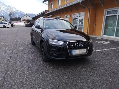 gebraucht Audi Q3 2,0 TDI quattro Daylight
