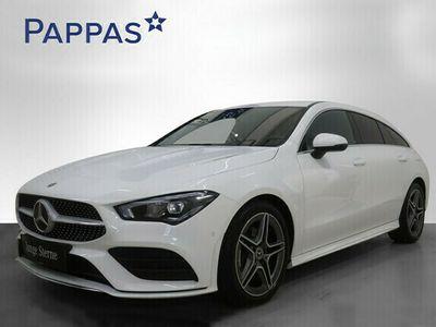gebraucht Mercedes CLA180 Shooting Brake *AMG Line, *Rückfahrkamera, *Apple