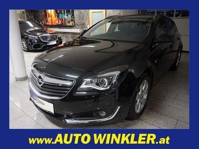 gebraucht Opel Insignia ST 1,6CDTI ecoflex Xenon/Navi/PDC