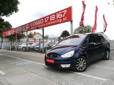 brugt Ford Galaxy Ghia 2,0 TDCi/1Besitz/7 Sitze/Panoramadach/Ghia /