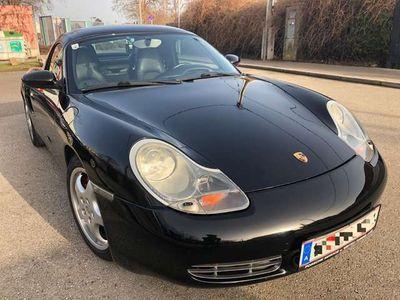 gebraucht Porsche Boxster S 3,2L