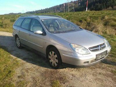 brugt Citroën C5 Kombi / Family Van,