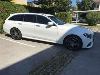 gebraucht Mercedes E220 T Aut.