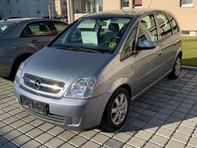 gebraucht Opel Meriva 1.7 CDTI Edition