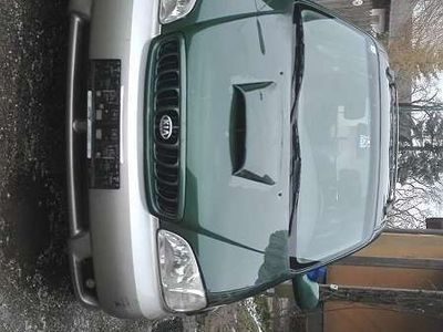gebraucht Kia Carnival ST/2.9 / TD /Bodyguard Kombi / Family Van,