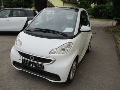 gebraucht Smart ForTwo Coupé micro hybrid passion softouch