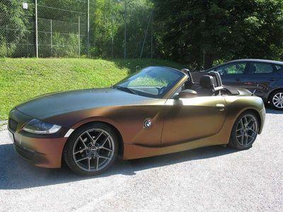 gebraucht BMW Z4 2.5i Roadster E85 N52 Cabrio / Roadster
