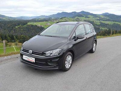 gebraucht VW Golf Sportsvan Comfortline mit Garantie bis 02/2023