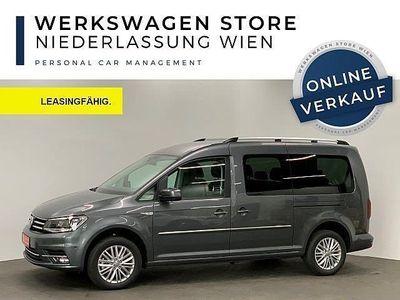 gebraucht VW Caddy Maxi 1.4 TSI DSG Highline 7-SITZER N Navi/Xenon, 131 PS, 5 Türen, Automatik
