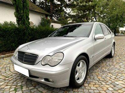 """gebraucht Mercedes C270 C 270""""Classic"""" CDI 207.Tkm """"Neu Pickerl"""""""