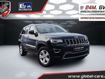 gebraucht Jeep Grand Cherokee 3,0 V6 CRD Limited*NAVI*XENON*SHZ*TOP!!!