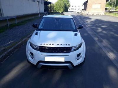 gebraucht Land Rover Range Rover evoque Dynamic 2,2 SD4 Aut.