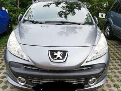 gebraucht Peugeot 207 CC 1,6 16V