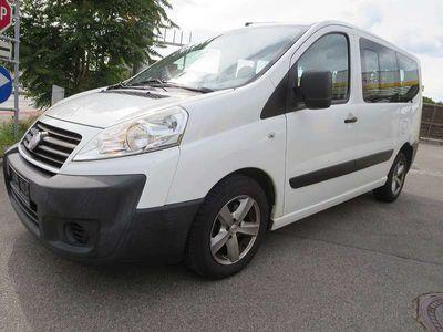 gebraucht Fiat Scudo 1,6 HDI 9.Sitzer Kombi / Family Van