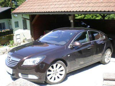 gebraucht Opel Insignia 2,0 CDTI COSMO 4x4 Automatik Limousine