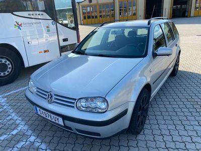 gebraucht VW Golf Golf Variant 1.9 TDI4. (Verhandelbar) für bastler/exp.