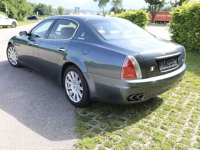 gebraucht Maserati Quattroporte 4.2 V8 Limousine