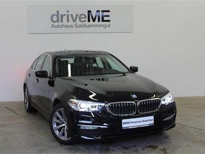 usata BMW 520 5er-Reihe d Limousine,