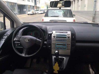 gebraucht Toyota Verso 2,2 D4D Kombi / Family Van,