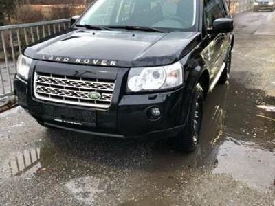 gebraucht Land Rover Freelander 2,2 Td4 SE Aut.