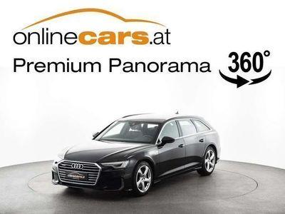 gebraucht Audi A6 Avant 50 TDI quattro SPORT Aut. MATRIX-LED NAVI