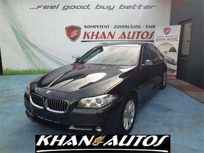gebraucht BMW 520 d xDrive Ö-Paket **Top Zustand**