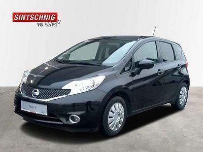 gebraucht Nissan Note 1,2 Acenta+ Kombi / Family Van