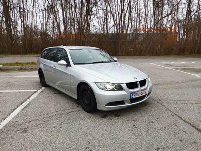 gebraucht BMW 320 3er-Reihe Kombi Diesel (E91) Touring Aut.