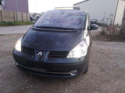 gebraucht Renault Espace Scénic2.0 DCi Vollaustattung Panoramadach Kombi / Family Van