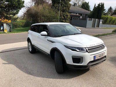 used Land Rover Range Rover evoque Pure 2,0 eD4 e-Capability