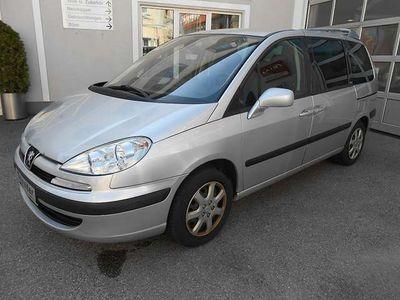 gebraucht Peugeot 807 ST Premium 2,2 HDI 130 Kombi / Family Van