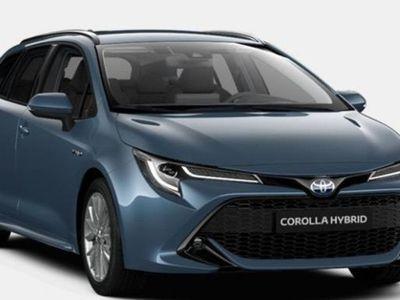 gebraucht Toyota Corolla Touring Sports TS 1.8 Hybrid 122 Exe ...
