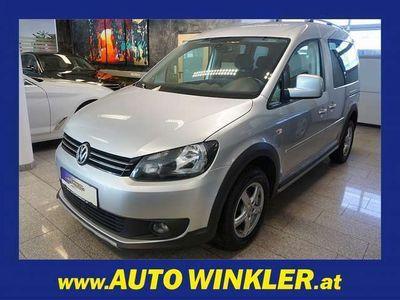 gebraucht VW Caddy Kombi Cross 2,0 EcoFuel Kombi / Family Van