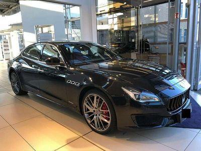 gebraucht Maserati Quattroporte Diesel auch andere kurzfristig verfügbar!!! Limousine