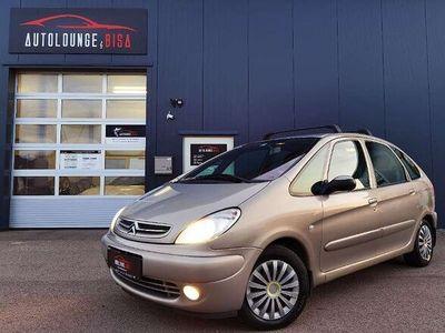 gebraucht Citroën Xsara Picasso 2,0 HDi Family PICKERL BIS: 04/2021 + KLIMATRONIC, Allwetterreifen Kombi / Family Van