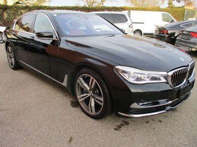 gebraucht BMW 750 7er-Reihe Allrad Diesel (G11) xDrive Aut.